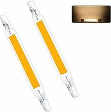 Konesky Ampoules à LED R7S, 230V Non Dimmable LED