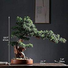 KONGWU Plantes artificielles artificielles