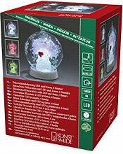 Konstsmide 3406-000 Boule de Verre à LED,