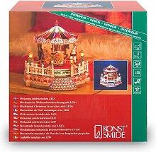 Konstsmide 3470-000 Fibre Optique LED Carrousel