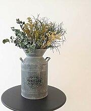 Koopman Pot à lait décoratif vintage Garden -