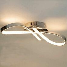 Kosilum - Plafonnier LED dimmable design ruban