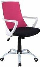 Kostas - fauteuil pivotant moderne bureau -