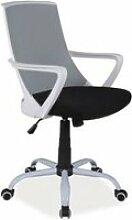 Kostas - fauteuil pivotant style moderne bureau -