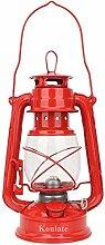 koulate Lampe à kérosène - Lanterne tempête