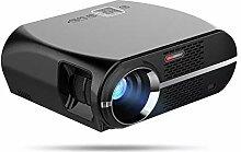 KPOON Projecteur Vidéo LED Smart Projecteur LCD
