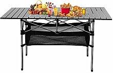 KPOON Table Pliante Multifonctionnelle