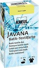 KREUL Peinture pour Textile Javana Neon Ligh