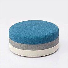 Kronleuchter Tabouret Bas Simple Tissu Fashion