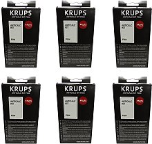 Krups F054 Lot de 6 sachets de poudre détartrante