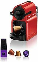 Krups Inissia rouge, Machine à café Nespresso,