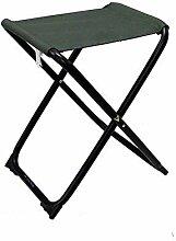 KRXLL Tabouret de Camping Pliant Chaise Portable