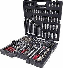 KS Tools 918.0216 Jeu de 216 clés à douilles