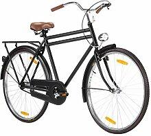 Kshzmoto Vélo hollandais Classic Comfort Vélo de