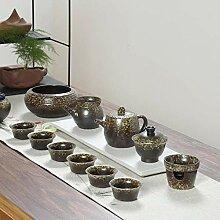 Ksnrang Changement de Four théière Tasse à thé