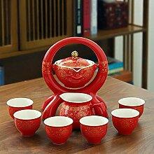 Ksnrang Ensemble de thé Automatique de Type