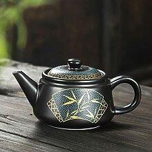 Ksnrang Tea Set The Tea Tasse Céramique Théière