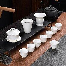 Ksnrang Thé Fournitures Tasse à thé Coupe