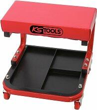 Kstools - Tabouret sur roulettes