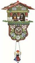 Kuckulino Pendulette en miniature de la Forêt