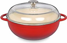 Küchenprofi 0402601428 Marmite Cocotte en fonte