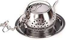 Kuinayouyi Passoire/Infuseur/Cuillere a The en