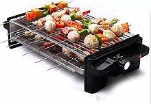 Kyman Barbecue Grill électrique Portable,