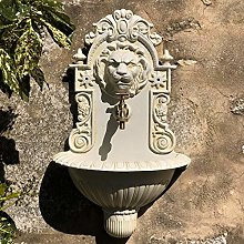 L'ORIGINALE DECO Fontaine Murale Jardin Tête