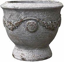 L'ORIGINALE DECO Pot Cache Pot Rond avec