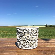 L'ORIGINALE DECO Pot Cache Pot Style Ancien