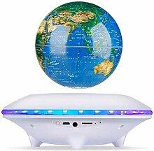 L-WSWS Carte du monde explorez le monde flottant