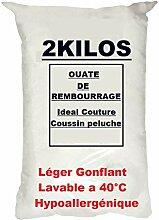 L22G 2 Kilos De Ouate de Rembourrage Fibre