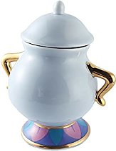 La Belle Et La Bête Mrs Potts Ceramics Théière