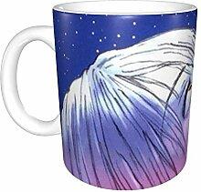 La fin de Evangelion tasse à café en céramique