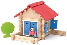 La maison en bois : 70 pièces