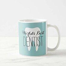 La meilleure tasse de café de dentiste du monde