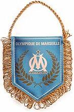 La Plume Dorée - Fanion Olympique de Marseille,