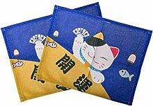 lachineuse 2 Dessous de Table Japonais