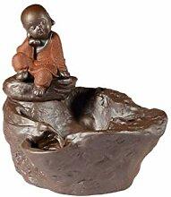 lachineuse Fontaine A Eau - Bonze Zen