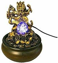 lachineuse Fontaine A Eau - Dragon Feng Shui -