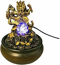 lachineuse Fontaine A Eau - Dragon Feng Shui