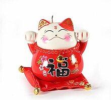 lachineuse Petite Tirelire Chat Japonais Maneki