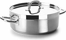 Lacor 54050 Faitout Chef Luxe Diamètre 50 cm