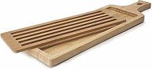 LACOR 60495–Planche Coupe Pain Bambou,