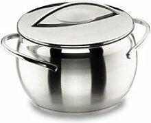 Lacor - 79116 - Marmite avec Couvercle Belly - …
