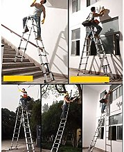 Ladder Échelle Échelle Télescopique, Échelle