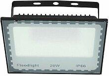 Ladieshow 85‑265V 40LED projecteur extérieur
