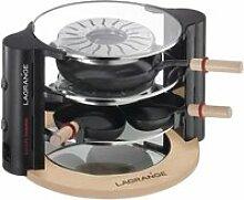 Lagrange 149002 Raclette Evolution avec Lot de