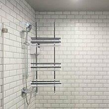 LaiZere!!! Etagère salle de bains de douche à