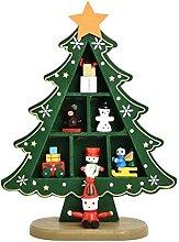 LALAEI Sapin de Noël artificiel personnalisé en